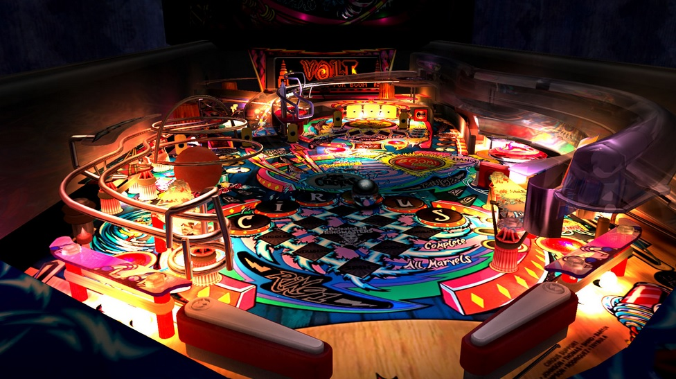 Illustration de l'article sur The Pinball Arcade