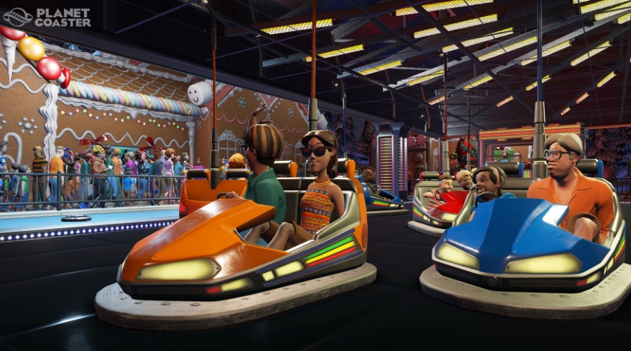 Illustration de l'article sur Planet Coaster