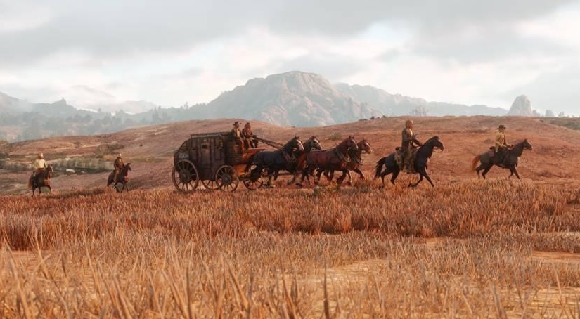 Illustration de l'article sur Red Dead Redemption 2Nouveau TRAILER