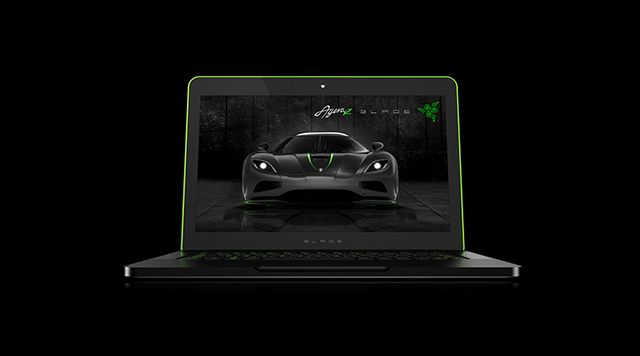 Illustration de l'article sur Partenariat Razer-Koenigsegg