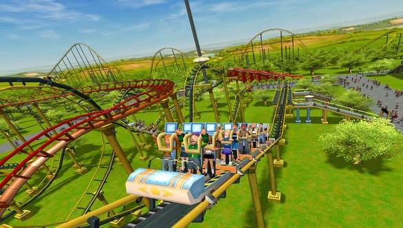 Illustration de l'article sur RollerCoaster Tycoon 3Complete Edition - PC Switch