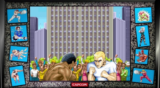 Illustration de l'article sur Street Fighter 30th Anniversary Collection