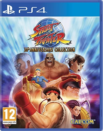 Retrouvez notre TEST :  Street Fighter 30th Anniversary Collection