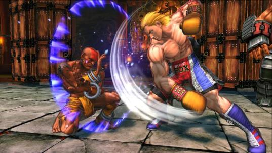 Illustration de l'article sur Street Fighter X Tekken