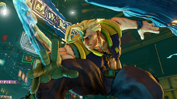 Illustration de l'article sur Street Fighter V est désormais disponible