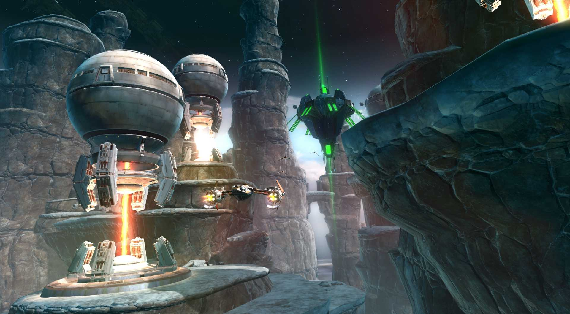 Illustration de l'article sur Star Wars: The Old Republic Knights of the Fallen Empire