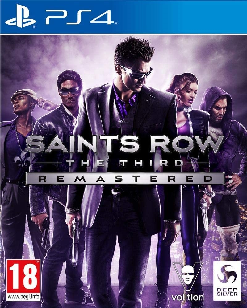 Retrouvez notre TEST : Saints Row The Third :  Remastered