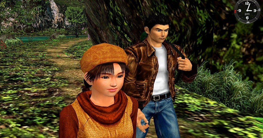 Illustration de l'article sur Shenmue I & II