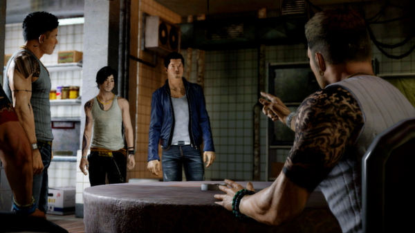 Illustration de l'article sur Sleeping Dogs