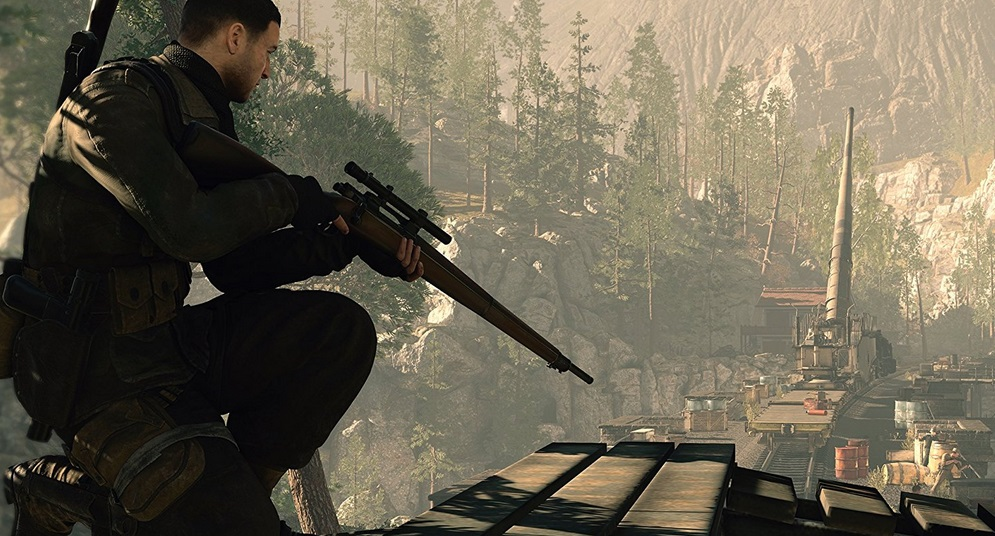 Illustration de l'article sur Sniper Elite 4 : Italia