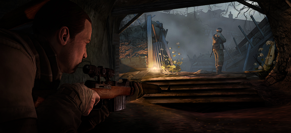 Illustration de l'article sur Sniper Elite V2