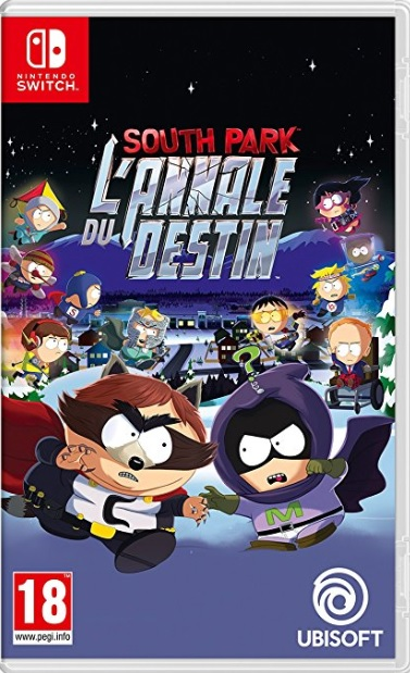 Retrouvez notre TEST : South Park : L'Annale du Destin Switch  - 16/20