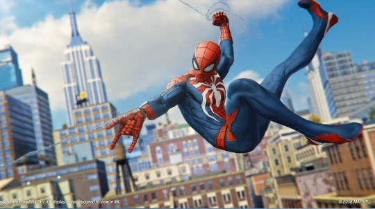Illustration de l'article sur Marvel Spider-Man