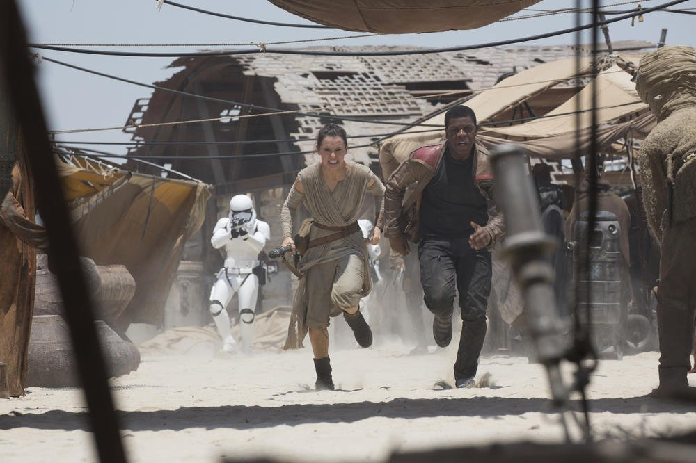 Illustration de l'article sur Star Wars Episode VII bientôt en BluRay et DVD