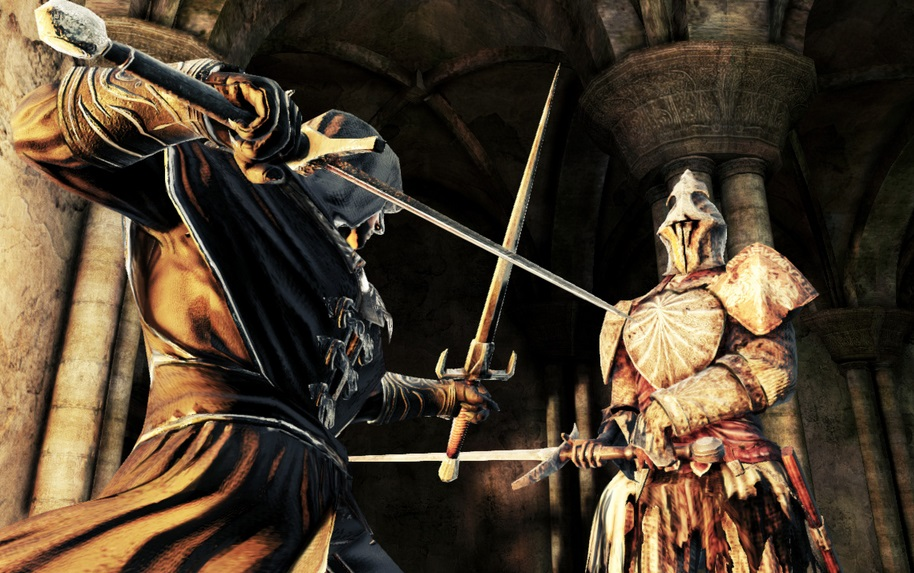 Illustration de l'article sur Dark Souls II