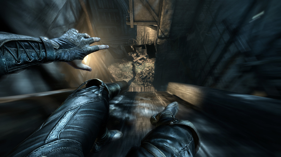 Illustration de l'article sur THIEF : Trailer de lancement