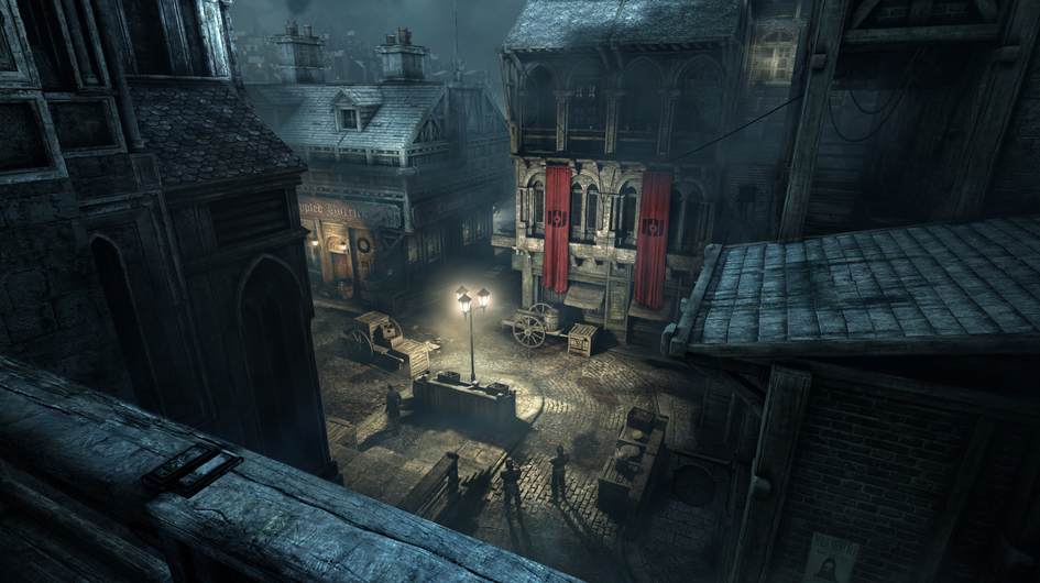 Illustration de l'article sur THIEF : 17 minutes de gameplay