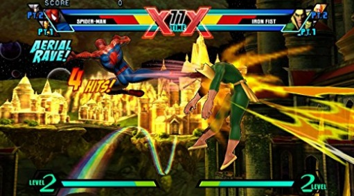 Illustration de l'article sur Ultimate Marvel Vs Capcom 3