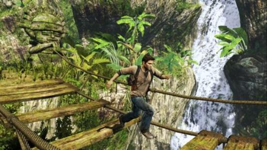 Illustration de l'article sur Uncharted : Golden Abyss
