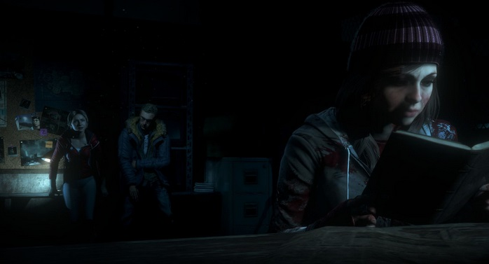 Illustration de l'article sur Until Dawn
