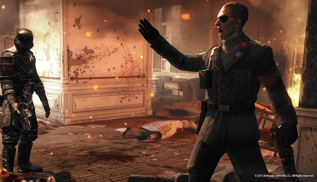 Illustration de l'article sur Wolfenstein : The New Order