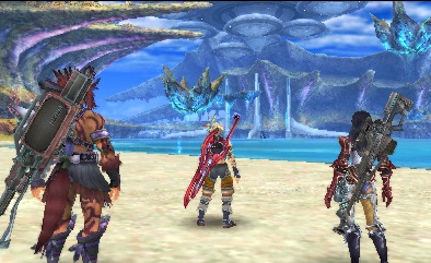 Illustration de l'article sur Xenoblade Chronicles 3D