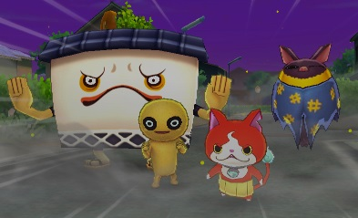 Illustration de l'article sur Yo-Kai Watch Blasters : Peloton du Chat Rouge