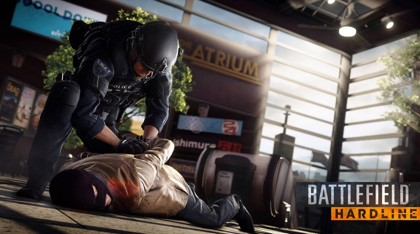 Illustration de l'article sur Battlefield Hardline sortira le 19 mars 2015