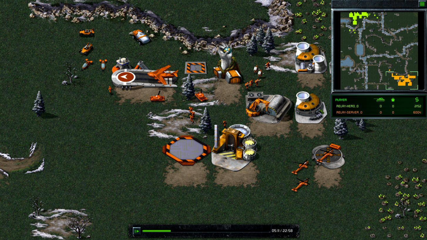 Command & Conquer<br>Remastered Collection