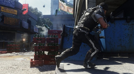Illustration de l'article sur Call of Duty : Advanced Warfare
