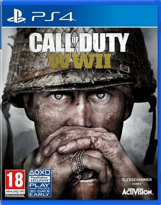 Retrouvez notre TEST :  Call of Duty WWII - 17/20