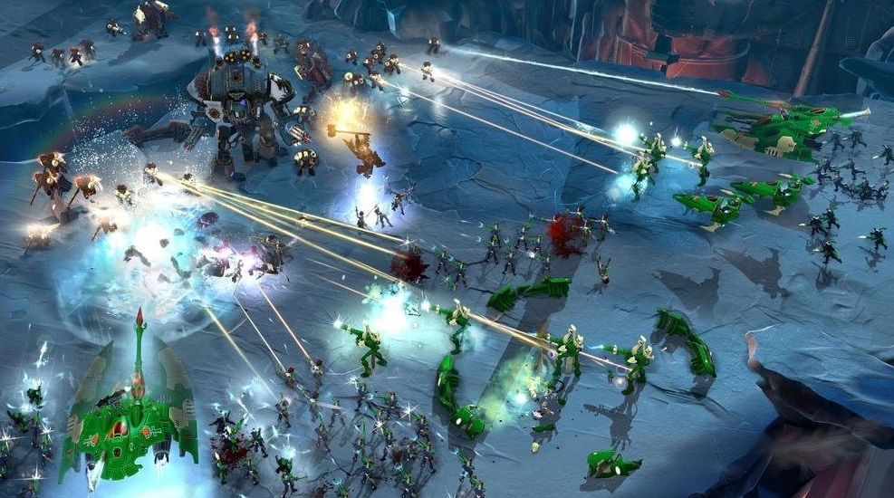 Illustration de l'article sur Warhammer 40.000 : Dawn of War III