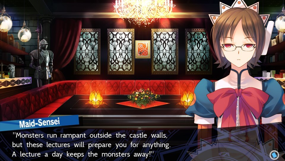Illustration de l'article sur Dungeon Travelers 2: The Royal Library & the Monster Seal