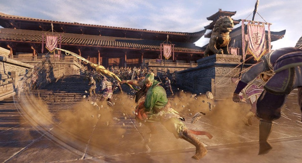 Illustration de l'article sur Dynasty Warriors 9