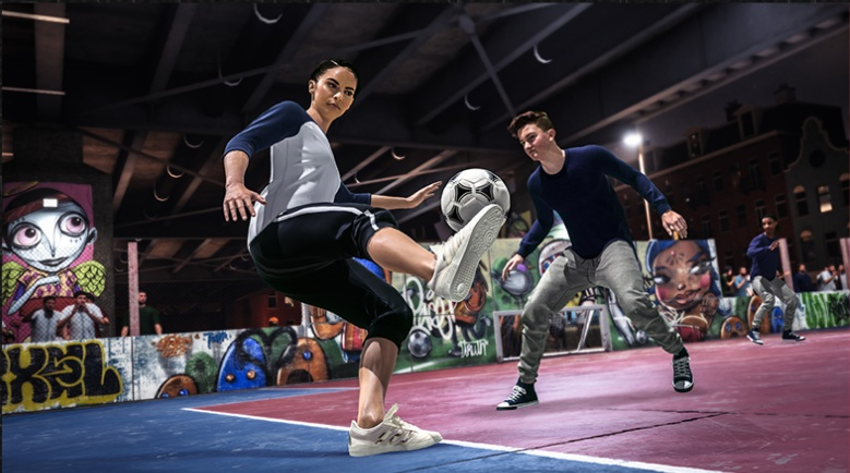 Illustration de l'article sur EA SPORTS FIFA 20dévoile sa bande-son