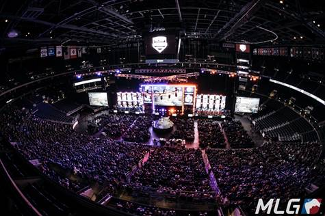 Illustration de l'article sur Activision Blizzard Media Networks et eSport