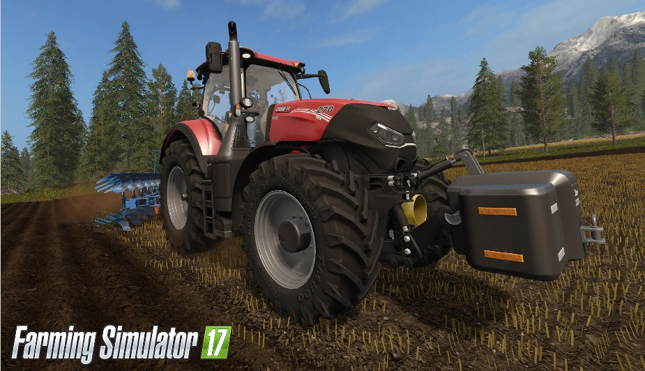 Illustration de l'article sur Farming Simulator 17plus d'1 million d'exemplaires