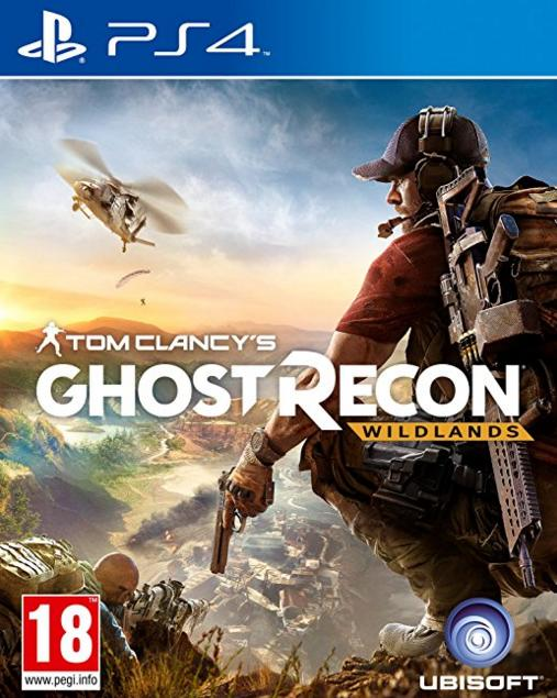 Retrouvez notre TEST :  Tom Clancy's  Ghost Recon Wildlands  - 17/20