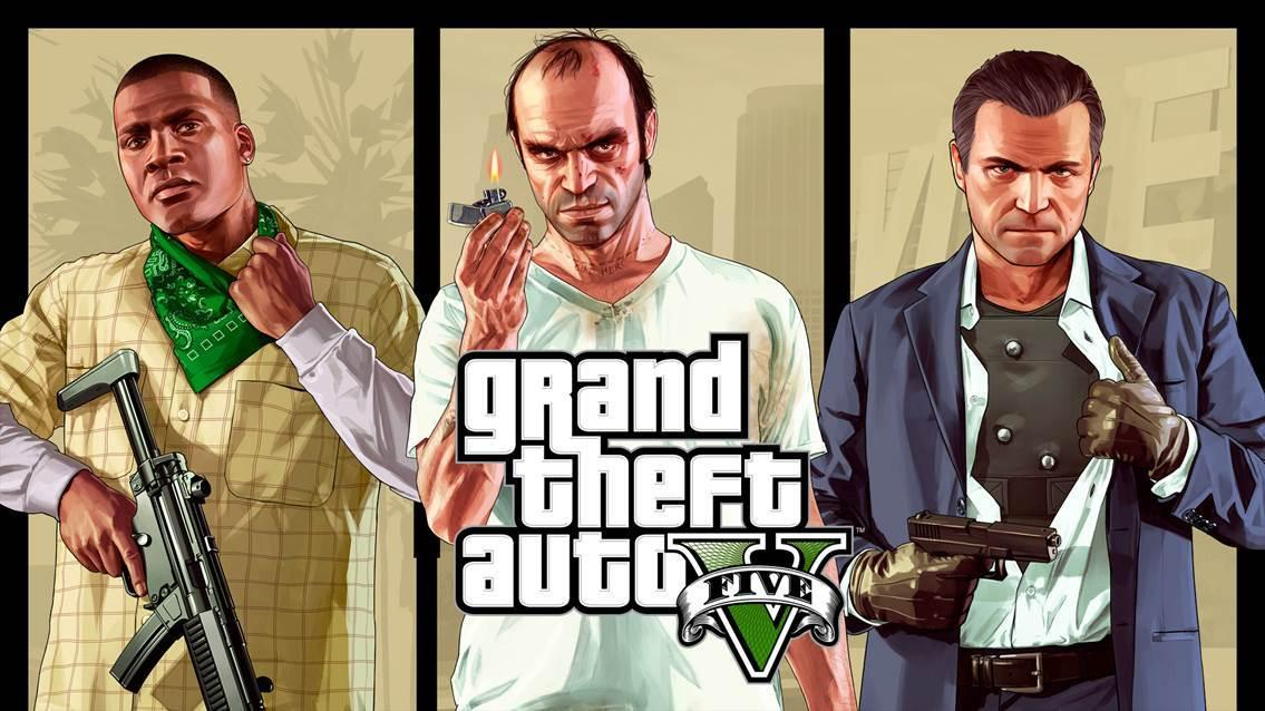 Illustration de l'article sur GTA V sortira sur PS5