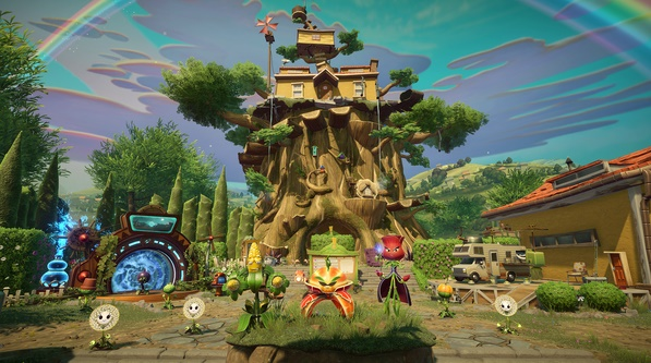 Illustration de l'article sur Plants vs Zombies : Garden Warfare 2