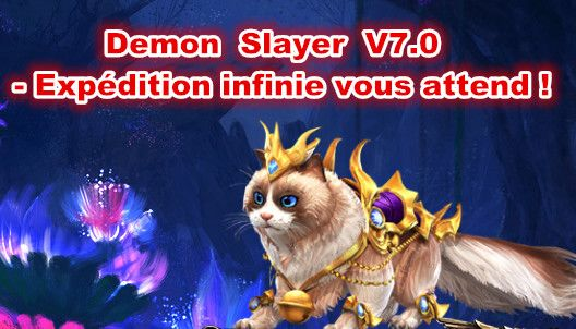 "Illustration de l'article sur Demon Slayer :la mise à jour ""Expédition Infinie"""