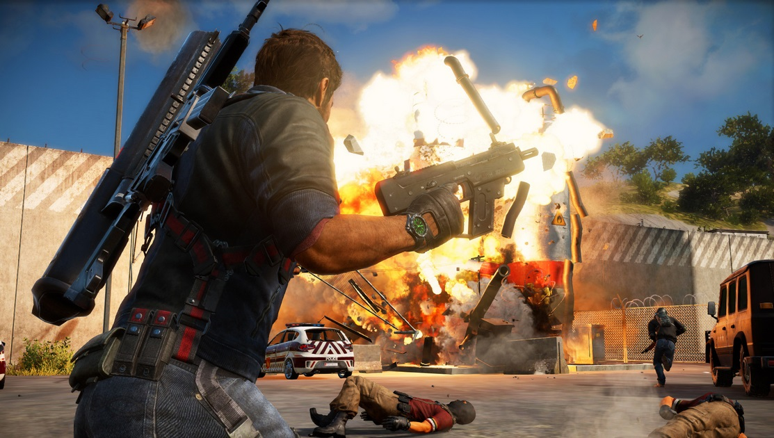 Illustration de l'article sur Just Cause 3
