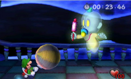 Illustration de l'article sur Luigi's Mansion