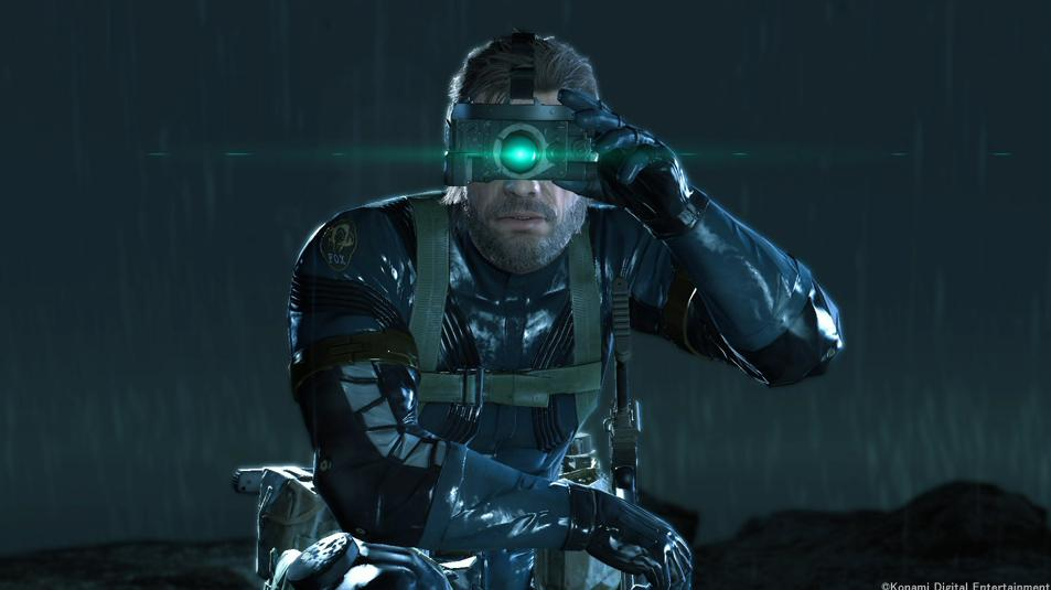 Illustration de l'article sur Hideo Kojima sera à Paris pour  MGS 5: GROUND ZEROES