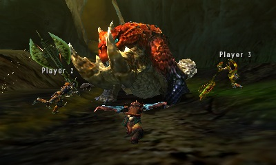 Illustration de l'article sur Monster Hunter 4 Ultimate