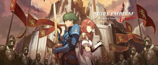 Illustration de l'article sur  Fire Emblem Echoes: Shadows of Valentia annoncé