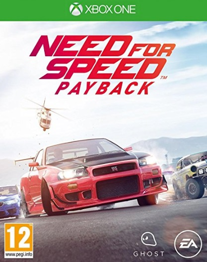 Retrouvez notre TEST : Need For Speed Payback  - 15/20