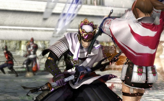 Illustration de l'article sur Samurai Warriors 4