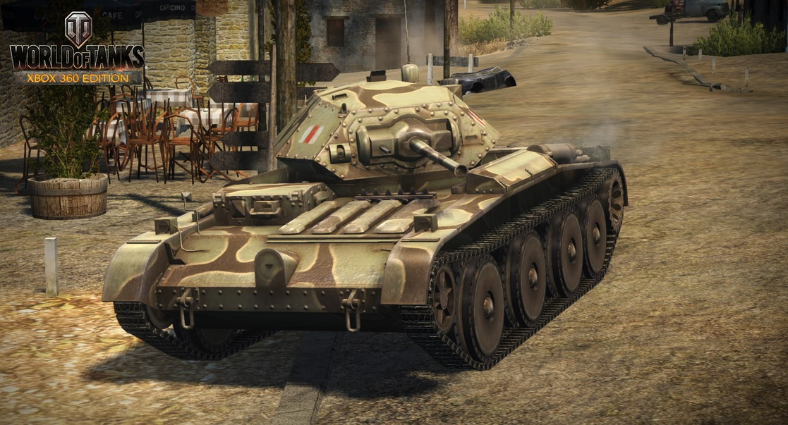 Illustration de l'article sur World of Tanks: Xbox 360 Edition est disponible!