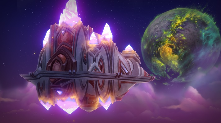 Illustration de l'article sur World of Warcraft mise à jour 7.3